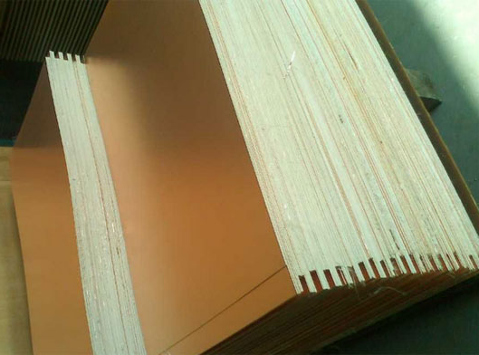 flame resistance fr - 4 CCL sheet for PCB