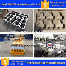 QT10-15 High Quality Compressed Earth Block Making Machine
