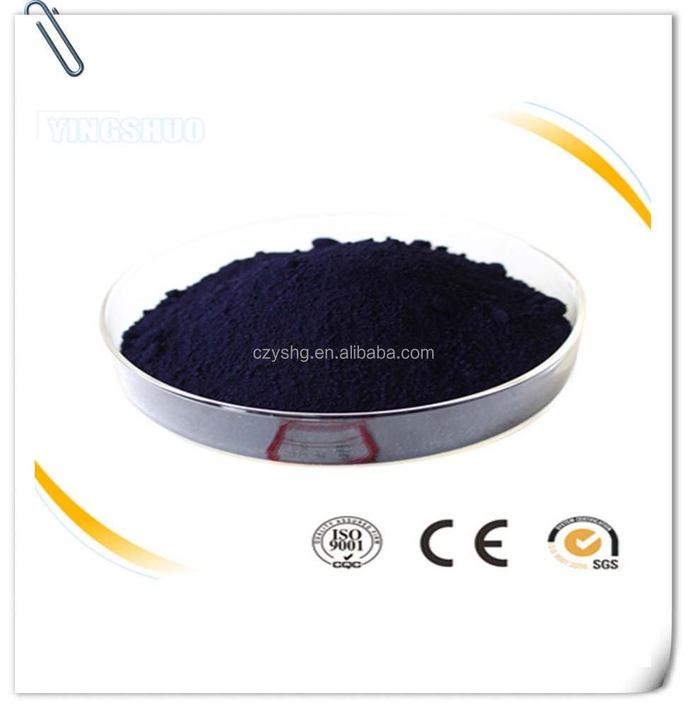coating plastic dye vat blue 20 in good thermal stability