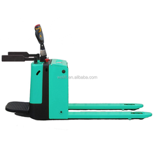 1600kg 1800kg high quality electric pallet truck material handling equipment