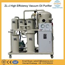 Explosion -Proof Oil Recycling Vacuum Oil Filtration System