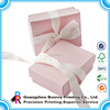 Good quality paper and finish Fashion favorite wedding card box