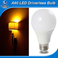 china supplier high power 12v led bulb a60 12w color temperature a19 led light bulb