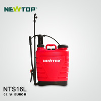 agricultural portable pesticide manual sprayer knapsack handle 16L sprayer