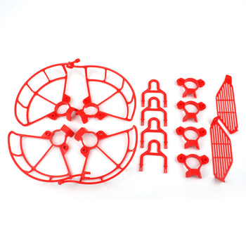 Landing Gear Propeller Guards Finger Guards 3in1 Set Blade Protection Cover for DJI Spark Drone Quadcopter F21435-F21440