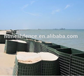 Sand Filled Military Barriers Made in China/Military defense barrier with concertina wire