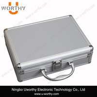 Aluminium Equipment Instrument Case Aluminum Briefcase Tool Box
