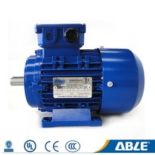 Custom double-speed 50/60hz asynchronous aluminum 220 9 380 volt electric motor
