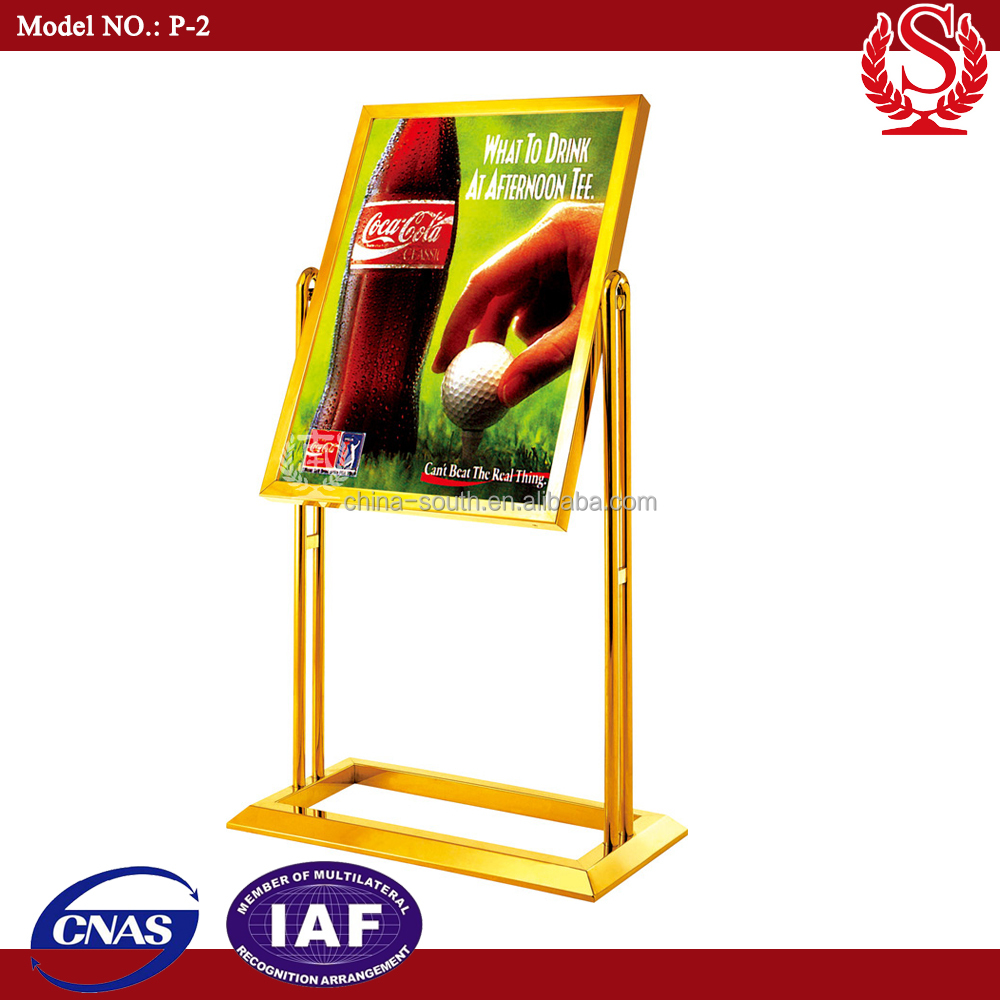 2016 hotel and restaurant equipment price sign board