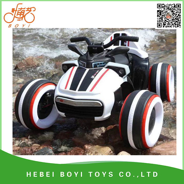 Kids Ride On Atv Quad 4 Wheeler Electric Toy Car 12v Battery Power Red Black GREEN