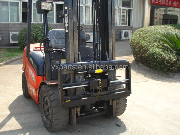 Forklift Side Shifting Fork Positioner