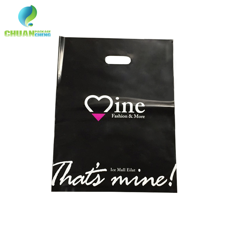 Custom Gravure Printing Biodegradable Wholesale Supermarket Reusable Die cut Plastic Grocery Bags With Own Logo