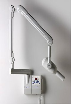 Single tooth dental x ray machine/mobile and wall mounted