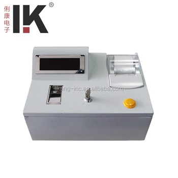 LK104 Print receipt game paper cutting machine for sale