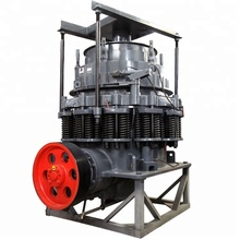 High Crushing Efficiency Gravel Cone Crusher Machinery for Sale