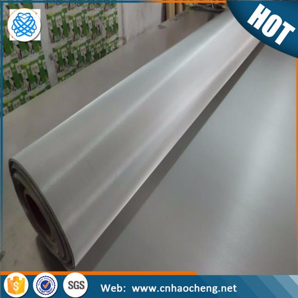 1um 5um 10um 20um316L Stainless Steel Dutch Weave FilterMesh Screen