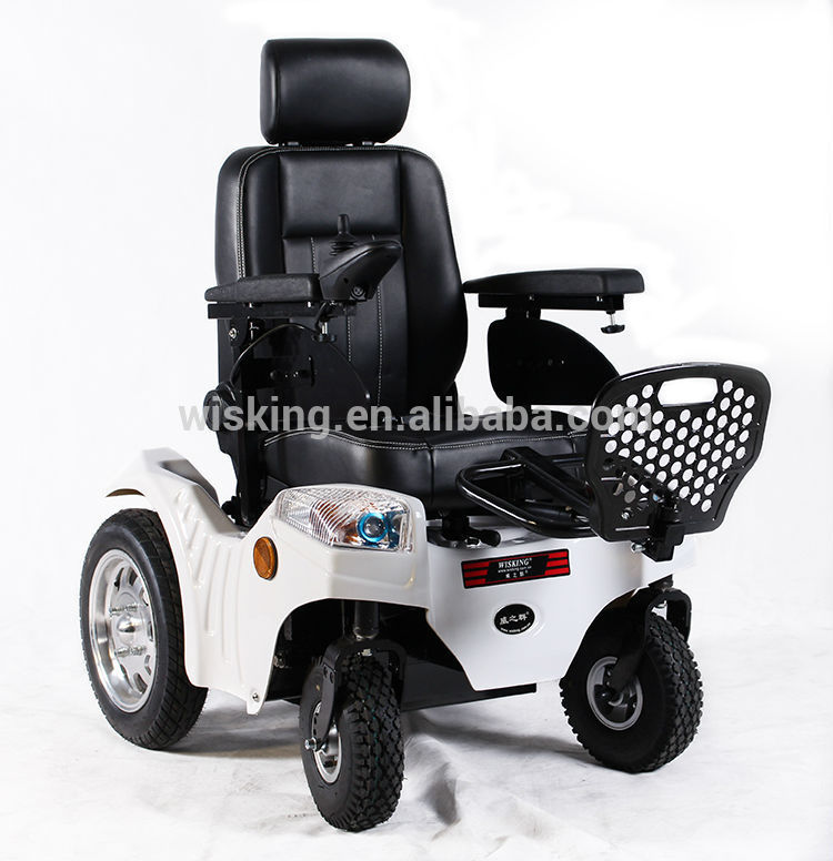 New 4 wheel drive electric wheelchair