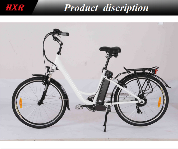 long range 26 inch 7 speeds two seat lady elecreic bike