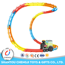 Bland new plastic electric wholesale rolling model train sets for sale