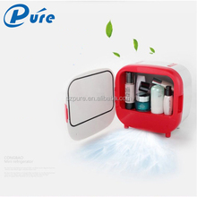 Newest Fashion Style 4L capacity car mini fridge with cooling and heating fuction