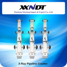 Industrial pipeline x-ray ndt crawler