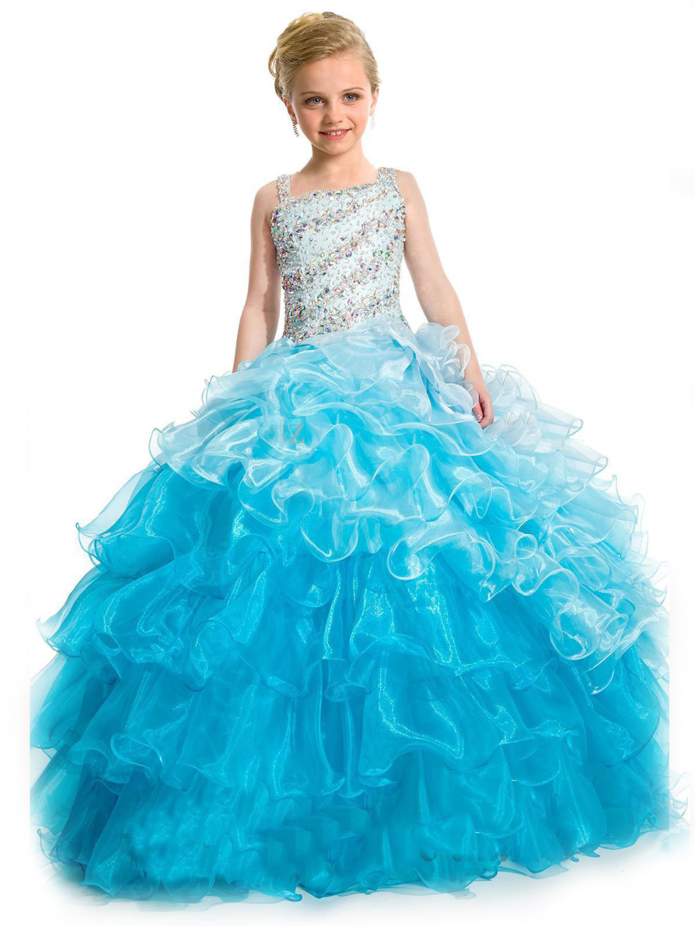 Cheap Yellow Ball Gowns Little Girls Find Yellow Ball Gowns Little
