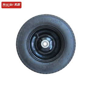 3.00-6 inflatable wagon wheel rubber tyre