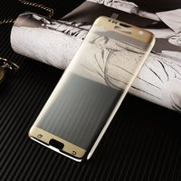 Latest New Model Scratchproof Lcd Screen Protector Film For S7 Edge