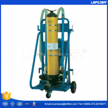 PFC high efficient oil filtration cart
