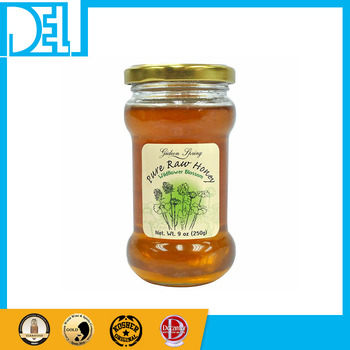 2017 New wholesale organic honey