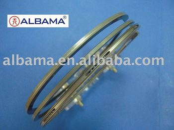 MITSUBISHI 6D16 piston ring set