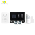 HOT Lora 868mhz burglar smart GSM/WIFI/GPRS home alarm system,which support Android + IOS APP control
