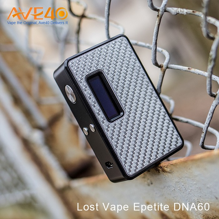 2017 Commercio All'ingrosso 100% Originale Perso Vape Epetite AVE40 DNA60 Mod