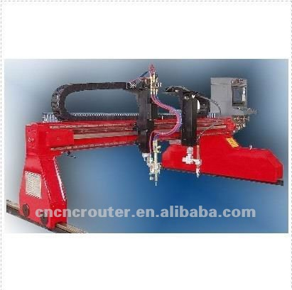 CNC flame plasma cutting machine/nozzle/software