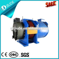 Permanent Magnet Synchronous Motor Gearless Traction Machine