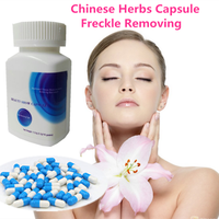 100 Natural Anti Freckle Whitening Capsule