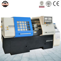 Hoston Brand Best Performance Heavy Torno Horizontal CNC Lathe