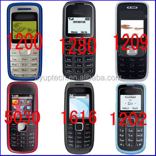 2017 Brand New High Quality Cheap Phone 2G mobile phone for Nokia 103 3310 105 1280 6030 3220 6020 1200 1202 1616 5030