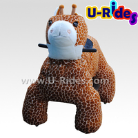 Deer Bettery walking super animal car electric car