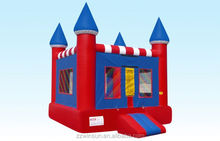 Inflatable All American Castle Box Frame