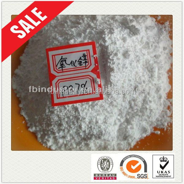 Hot sale indirect zinc oxide 99.5% Factory offer directly