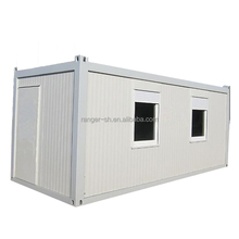 collapsible customized sandwich panel container house