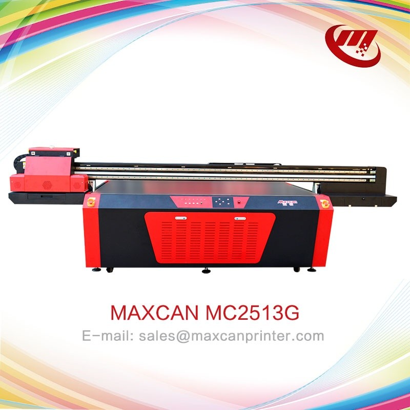 Low cost UV LED latterns printing machinery MC22513G paper labels printer