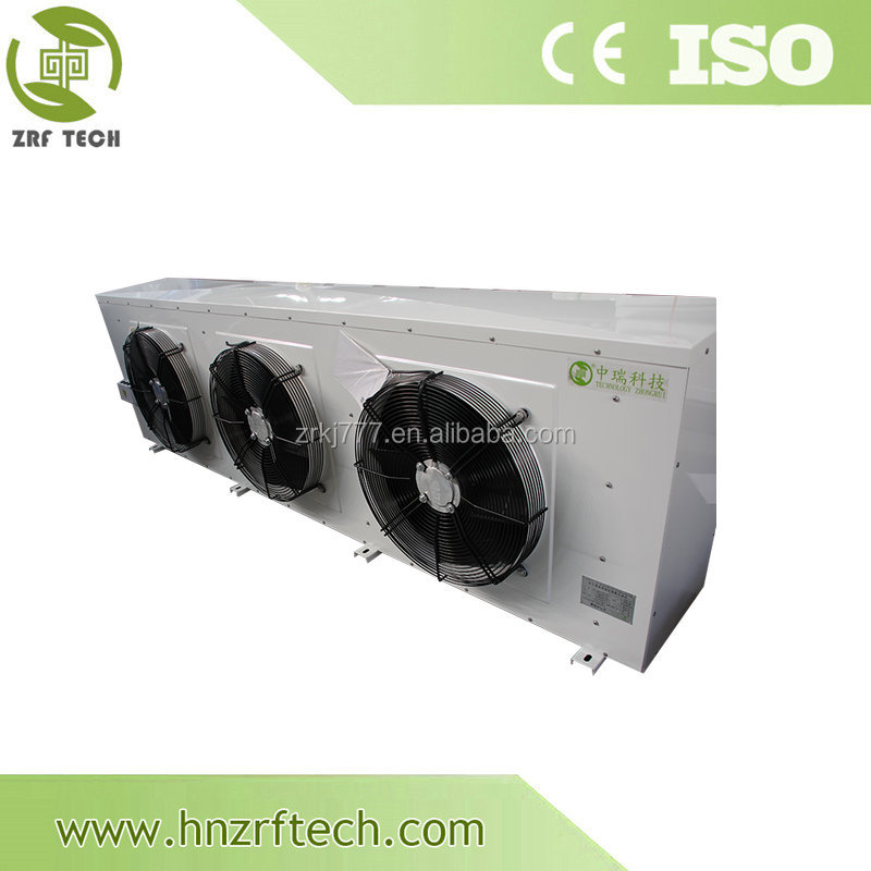 8m2-135m2 of heat exchange surface air cooler without water for industrial room