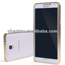 Aluminum Metal bumper frame case cover for Samsung Galaxy note 3 N9000