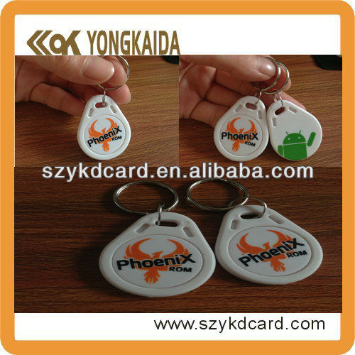 barcode key tag professional manufacturer