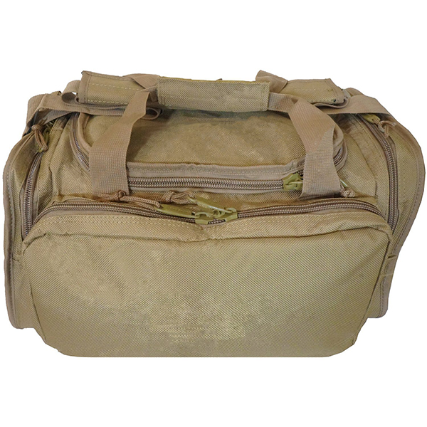Tactical Large Padded Deluxe Tactical Range Bag Gun Bag