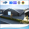 High strength steel structure prefab warehouse for sale