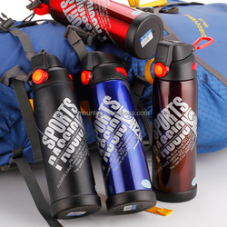24 hours hot/cold thermos water bottle stainless steel vacumm flask bottle factory directly