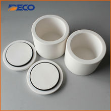 zirconia milling pot grinding jar for planetary ball mill